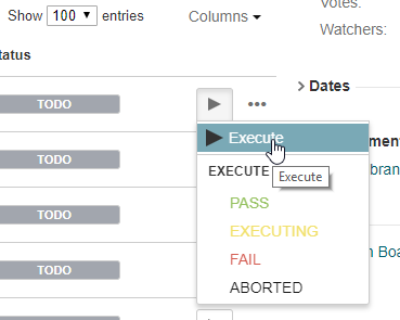 XRAY-2930] Open test execution results in 404 when Qmetry is